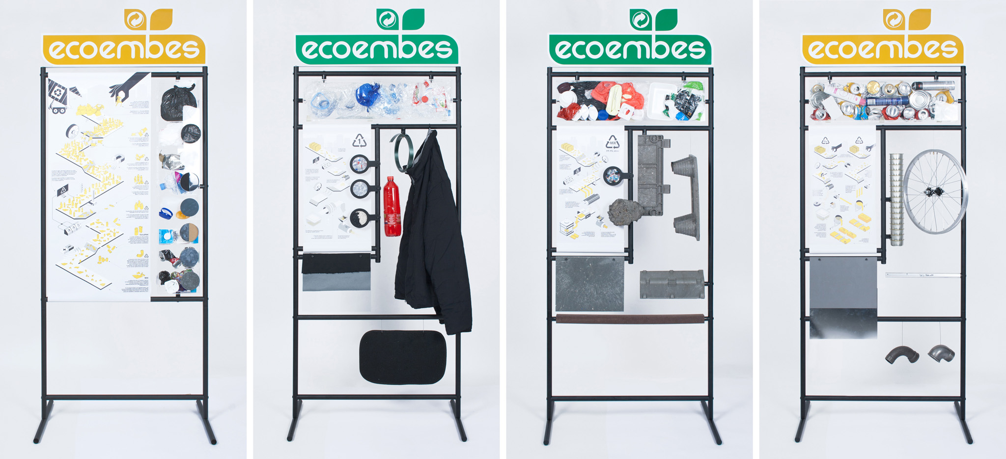 Ecoembes comunication campaign
