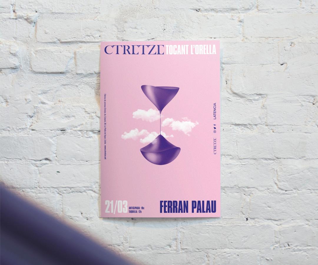Poster Ferran Palau