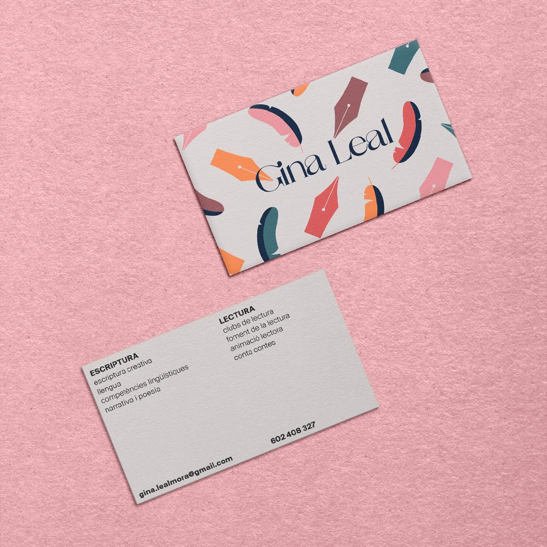 Gina Leal card