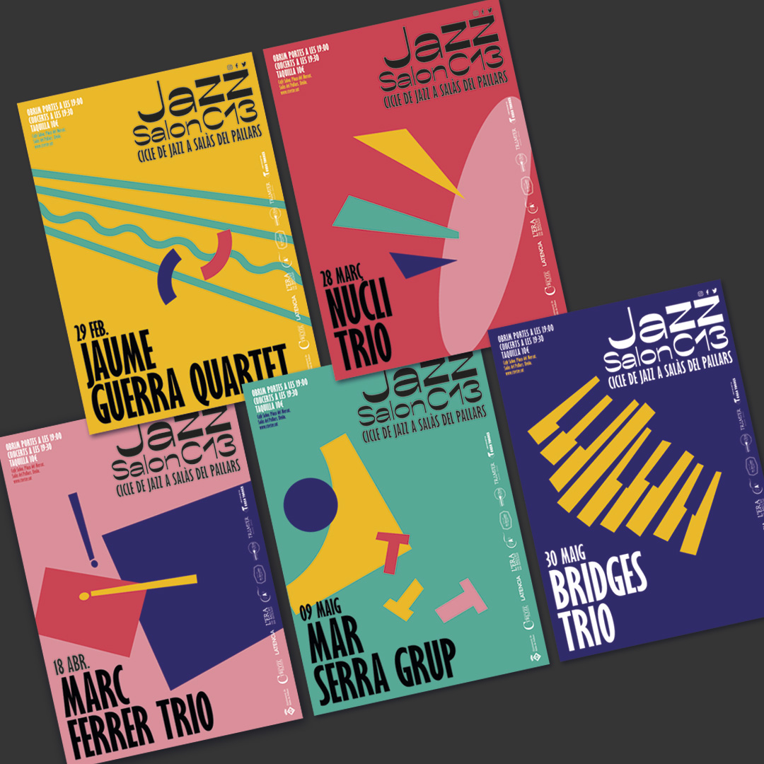 Poster Jazz Salon