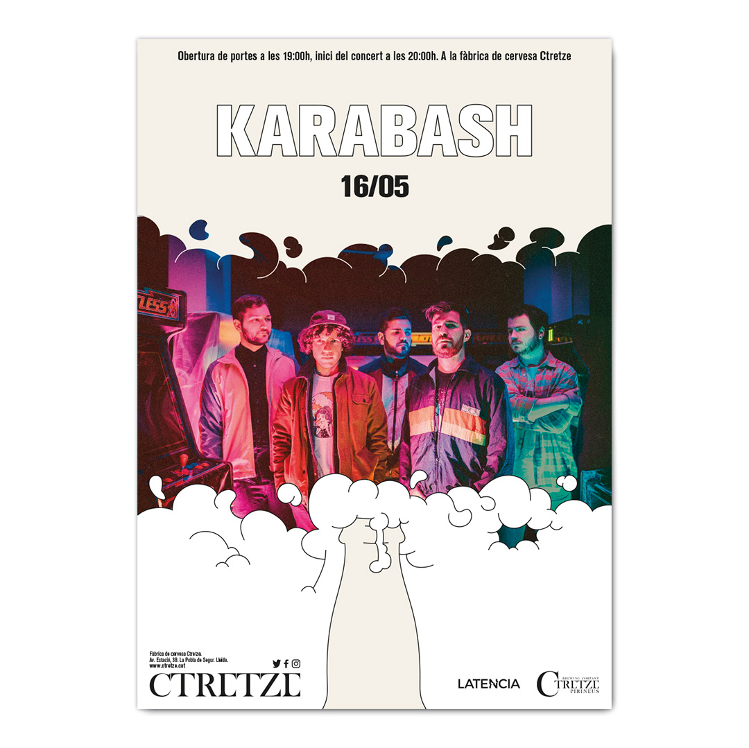 Poster Karabash