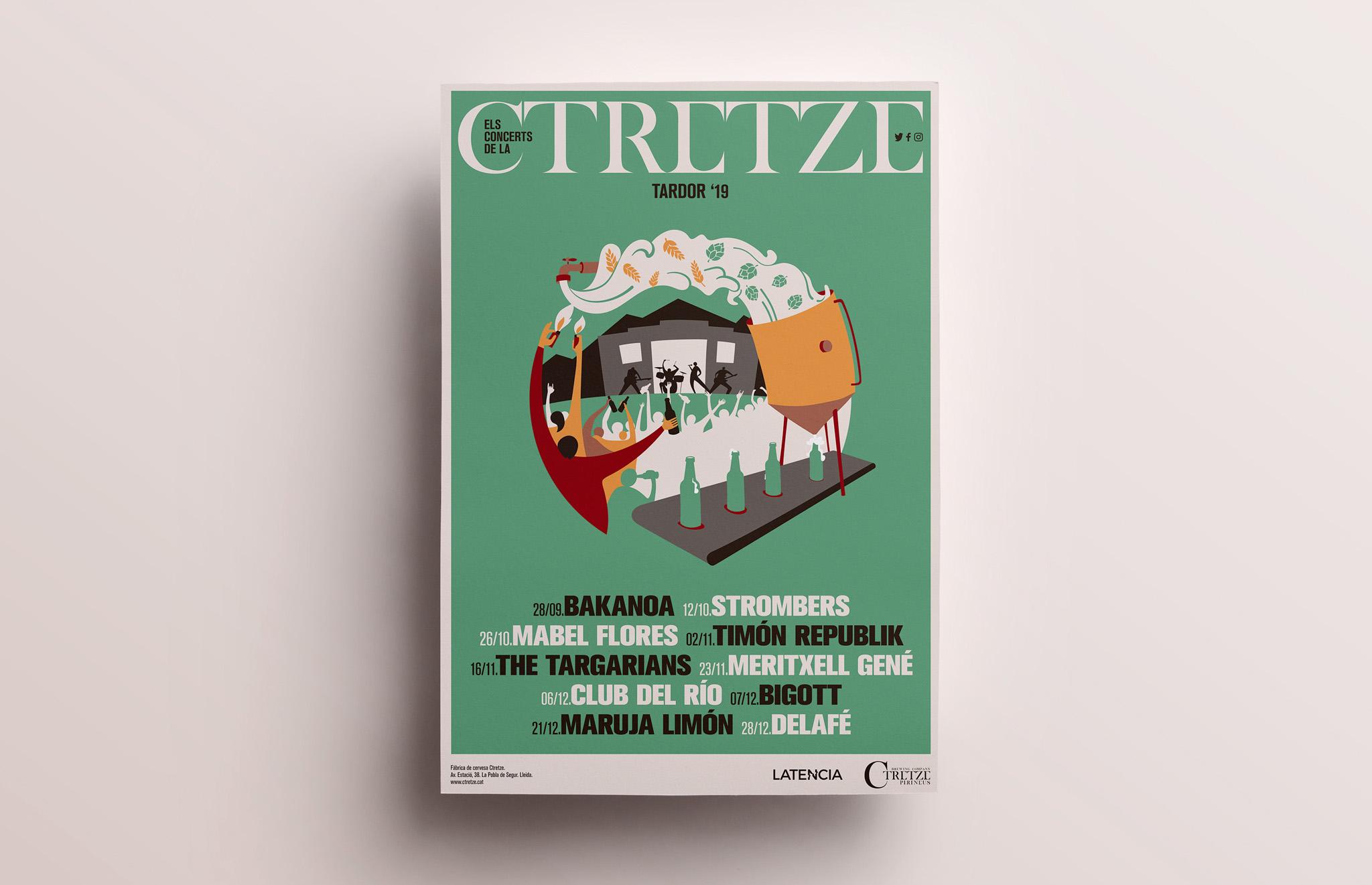 Ctretze Tardor 2019
